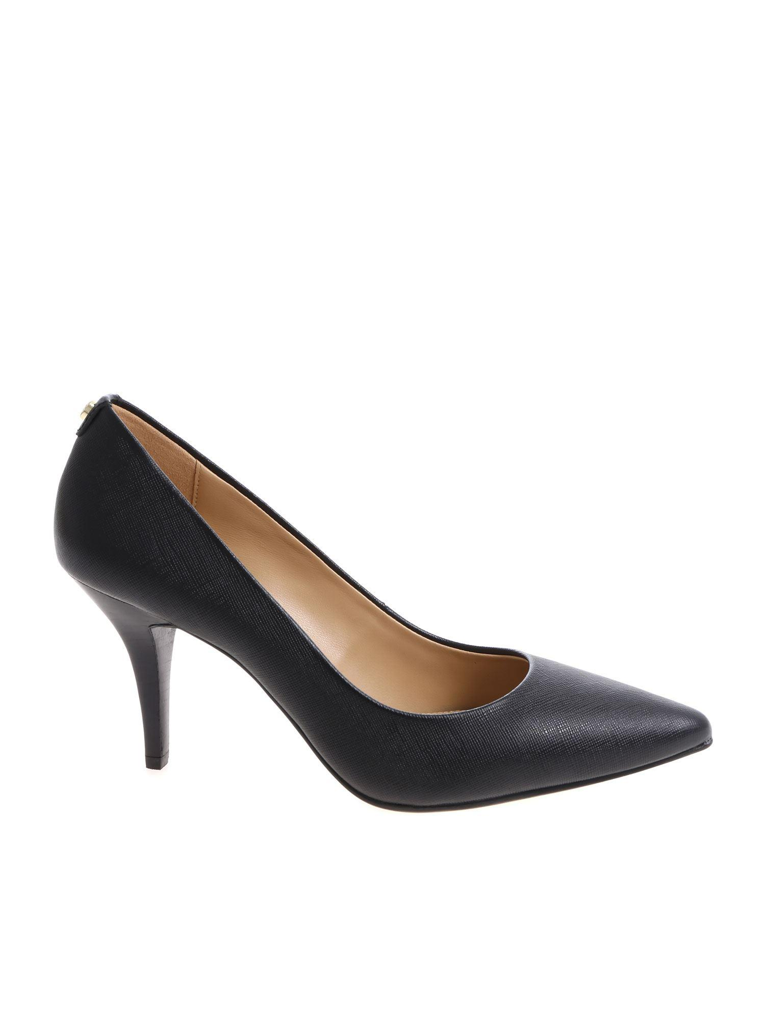 456cd75b3703 Lyst - Michael Kors Mk-flex Mid Pumps