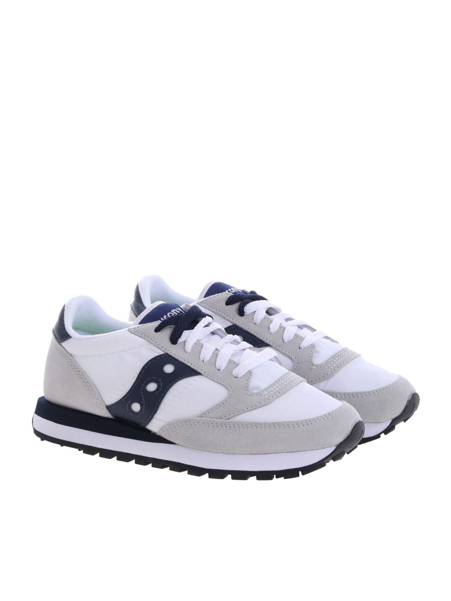ff848f46a01d Lyst - Saucony Jazz O  Sneakers In White in White for Men