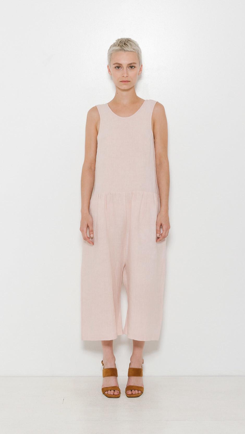 Lyst Ilana Kohn Samet Jumpsuit In Pink