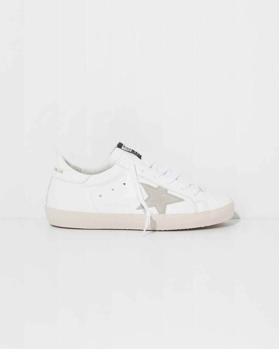 5e12ccaa8ff Golden Goose Deluxe Brand Sneakers Superstar in White - Lyst