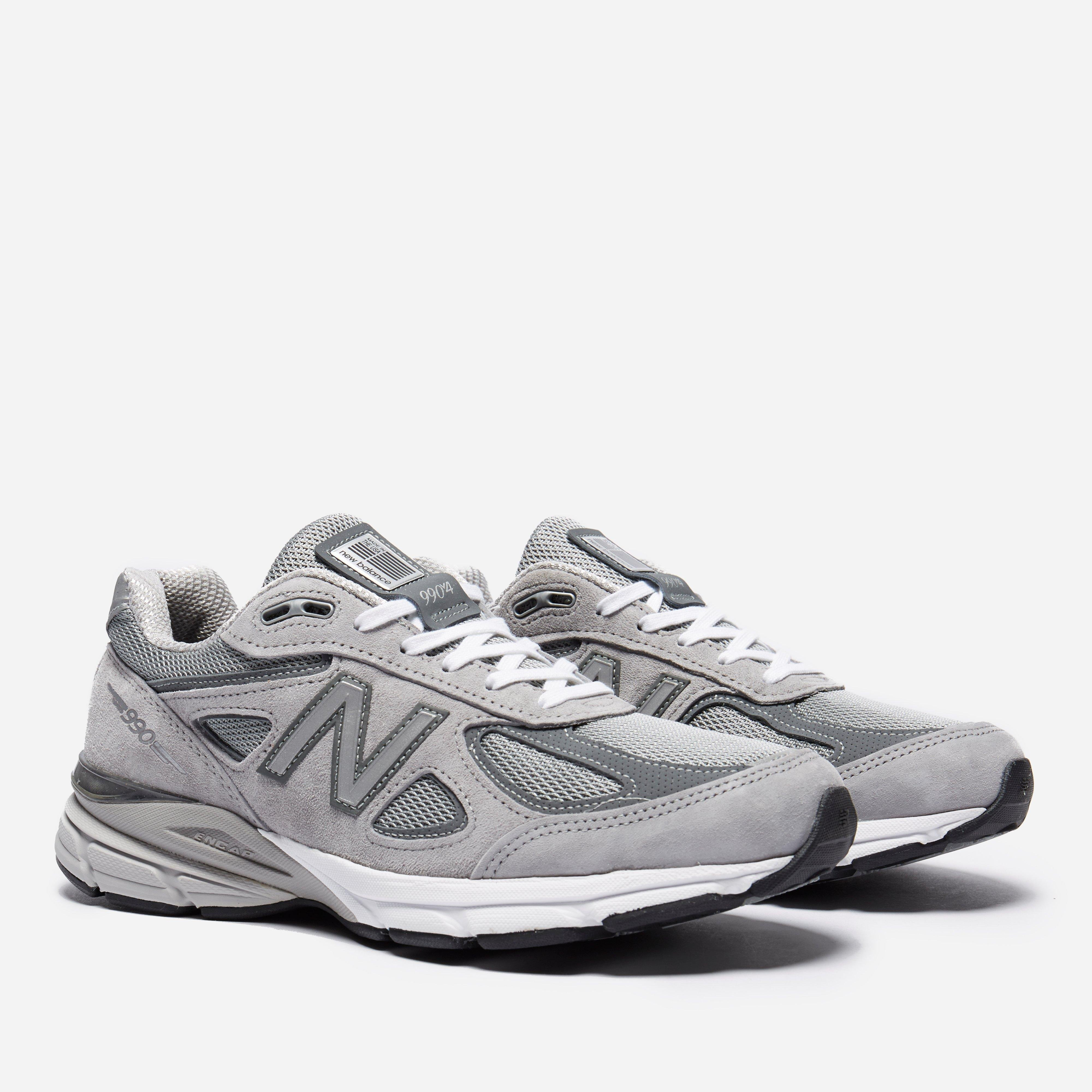cheap for discount e676d 02676 New Balance 990 - Made In The Usa in Gray for Men - Lyst