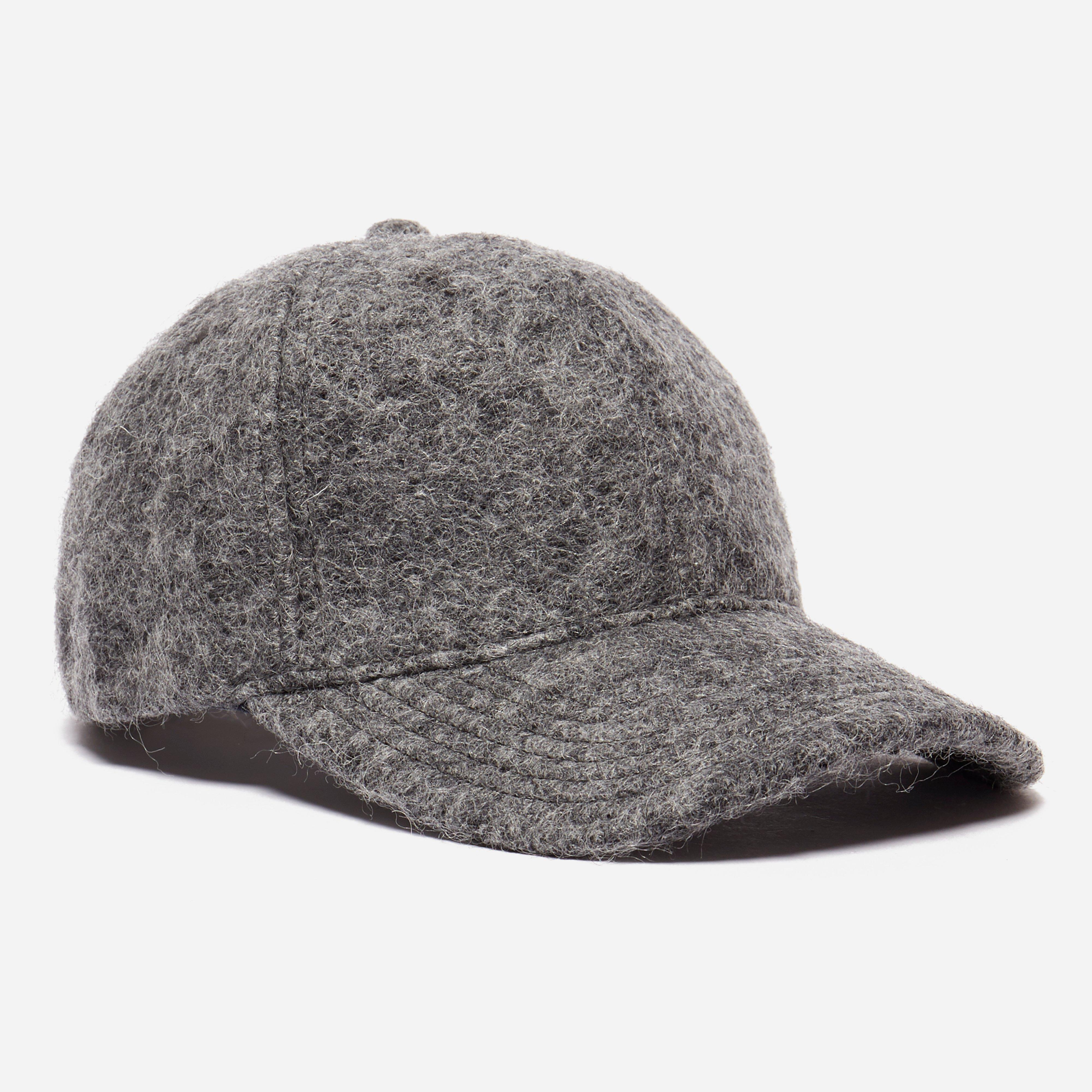 45303882a7e Lyst - NN07 Baseball Cap in Gray for Men