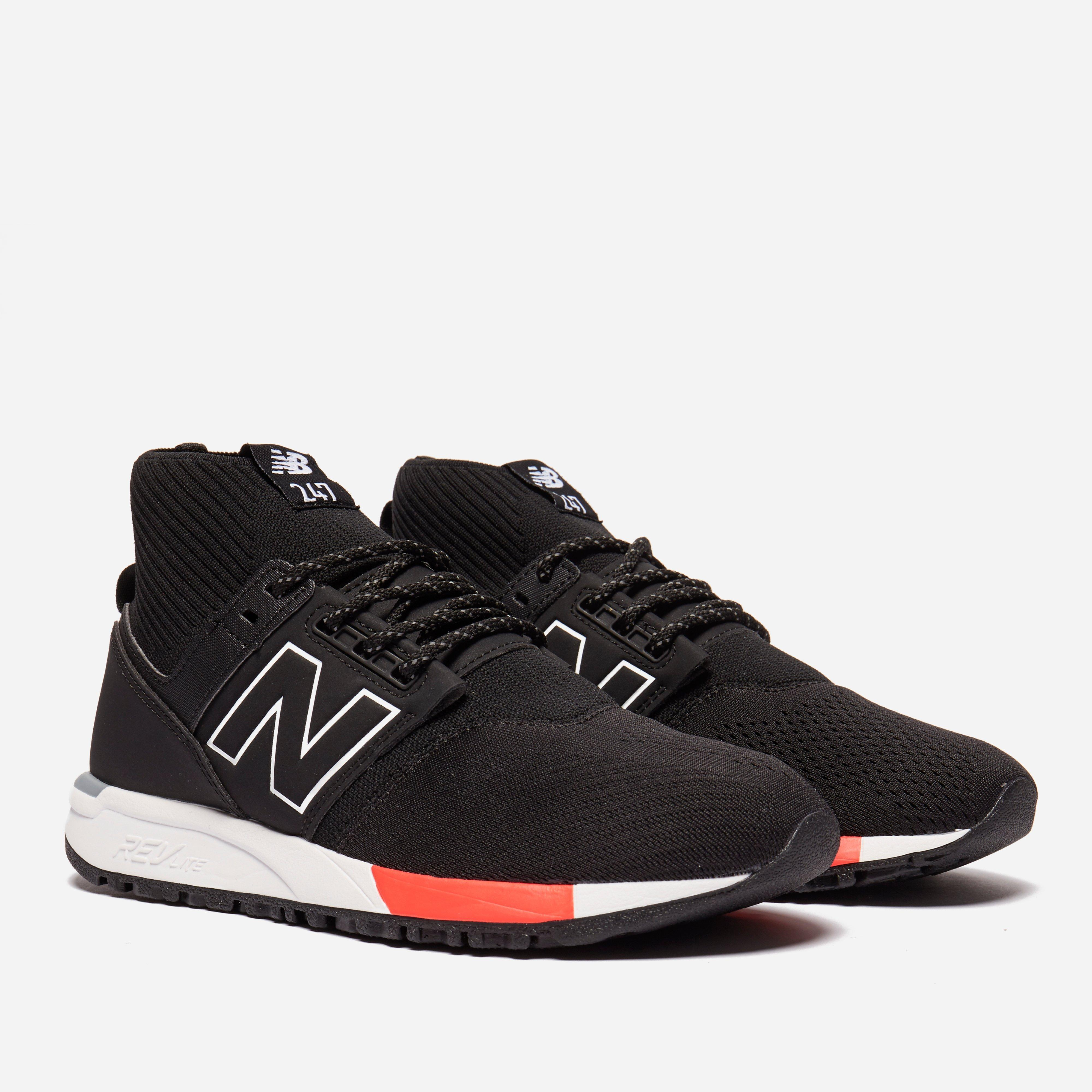 New Balance MRL 247 N2 Negro 45 wpkUFZlCk6