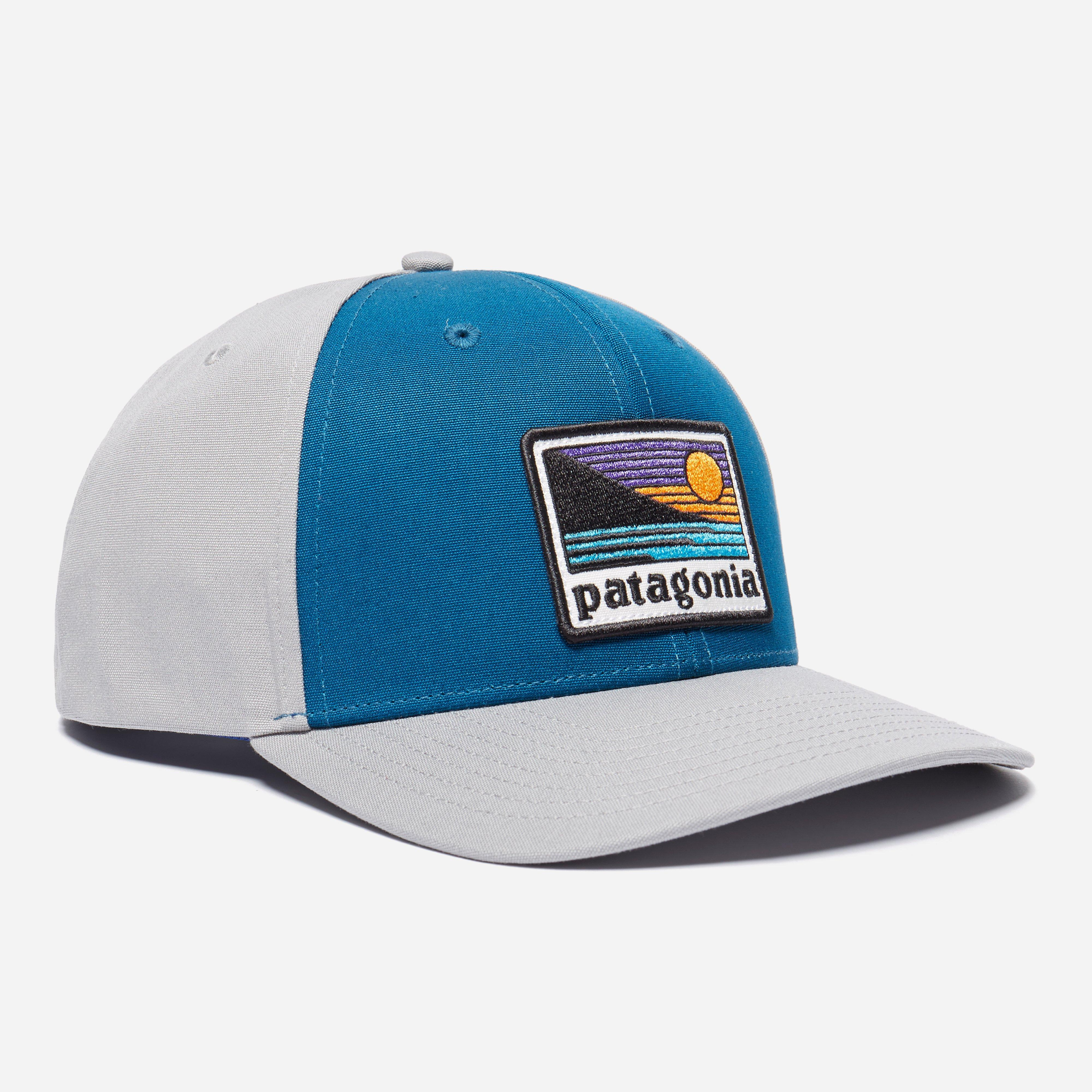 a2d6727d65 Patagonia Up   Out Roger That Hat in Blue for Men - Lyst