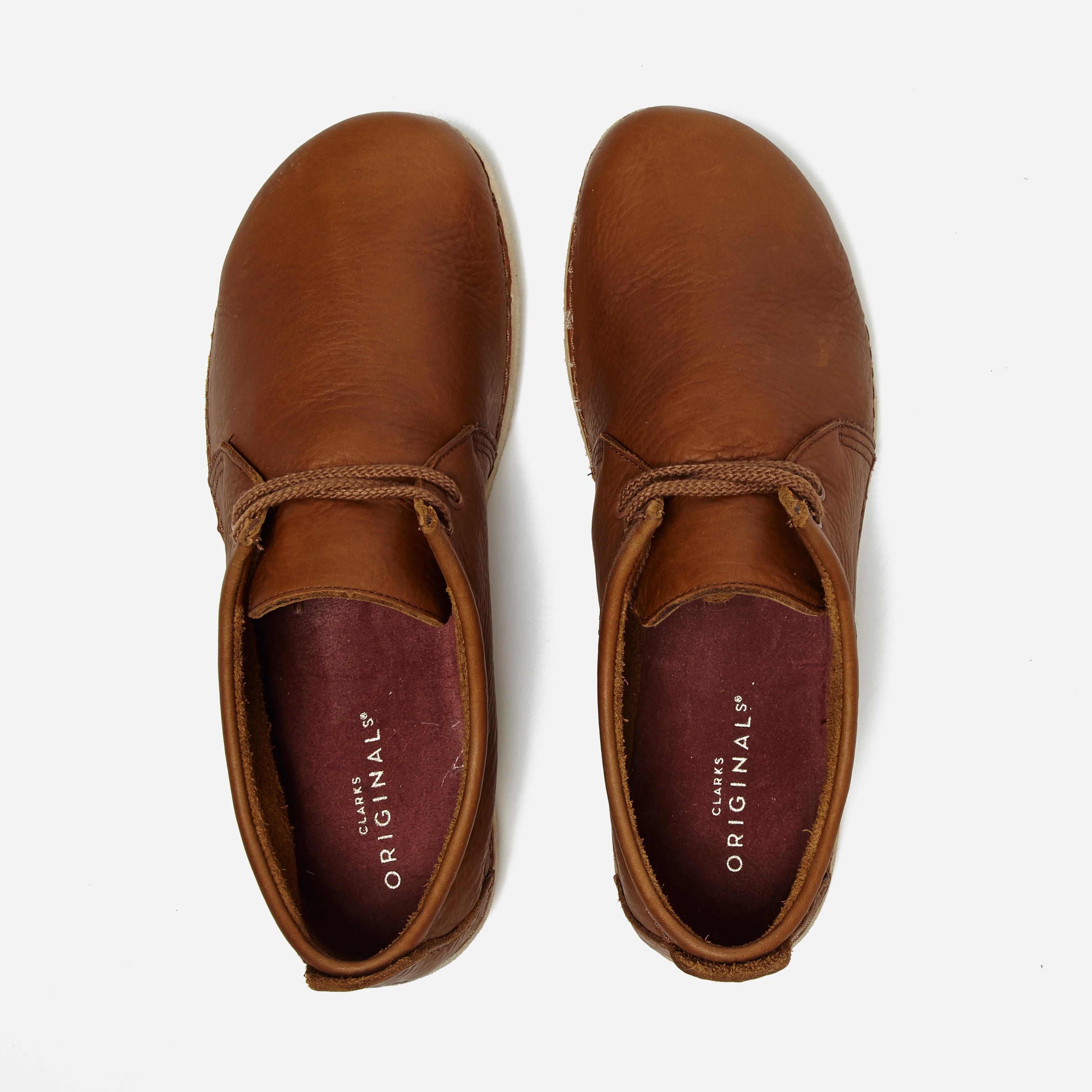 99062c5d7f Clarks Ashton Leather in Brown for Men - Lyst
