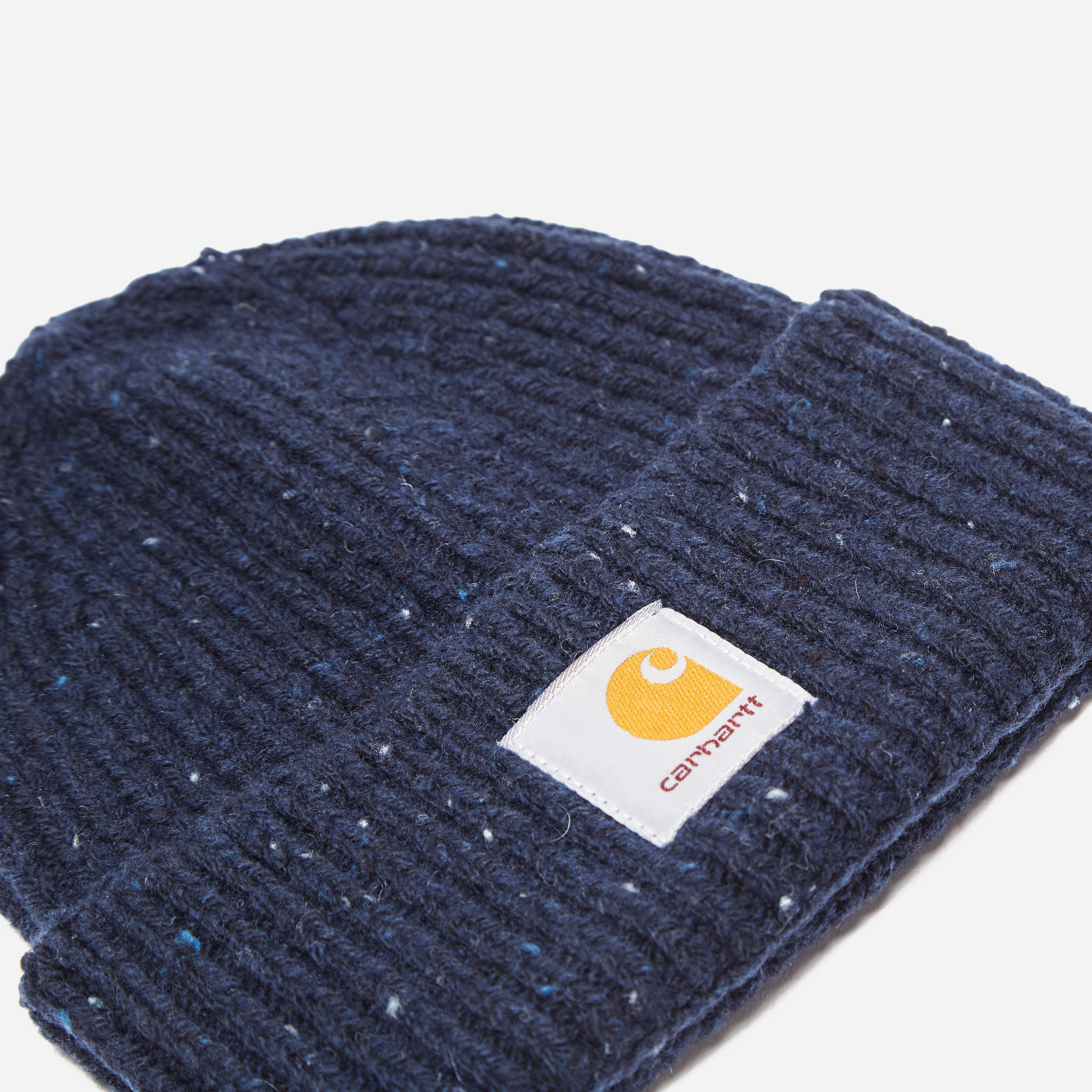 0fc4ef303068d Carhartt WIP Carhartt Anglistic Beanie in Blue for Men - Lyst