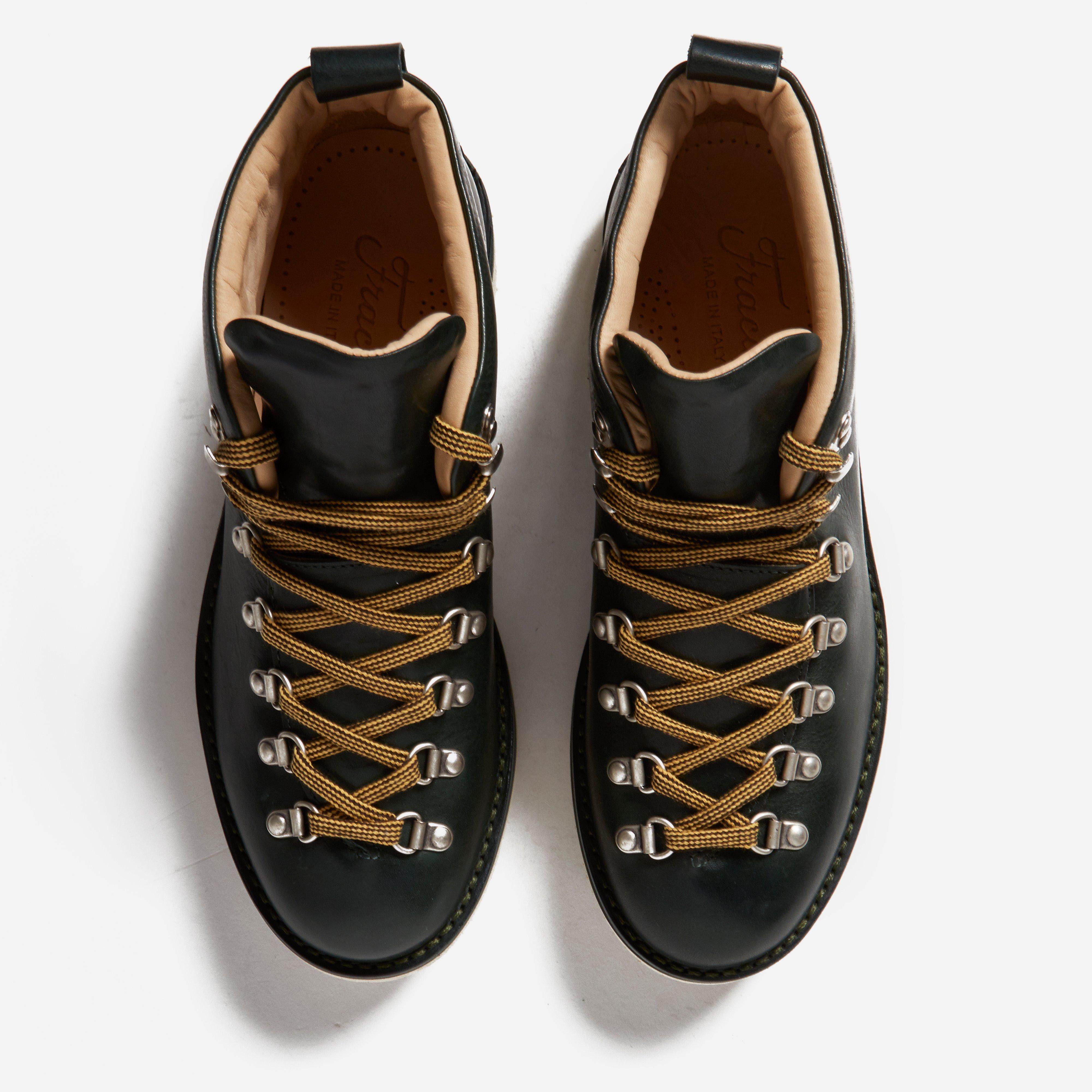 25c40facbdc Fracap M120 Suola Vibram Scarponcino Boot in Black for Men - Lyst