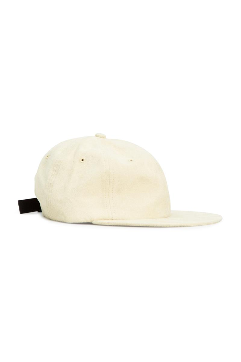 da4c48d54150f Lyst - Norse Projects Light Faux Suede Flat Cap Edge Yellow in Yellow