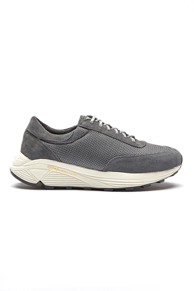8d53c7738c7a Lyst - Our Legacy Our Legacy Mono Runner Steel Shark in Gray for Men
