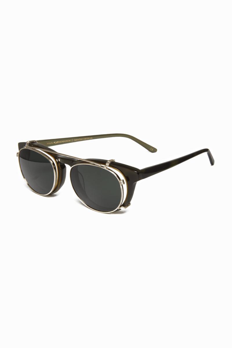 5a20a0fcfac Han Kjobenhavn. Women s Sunglasses Timeless Clip-on Mash