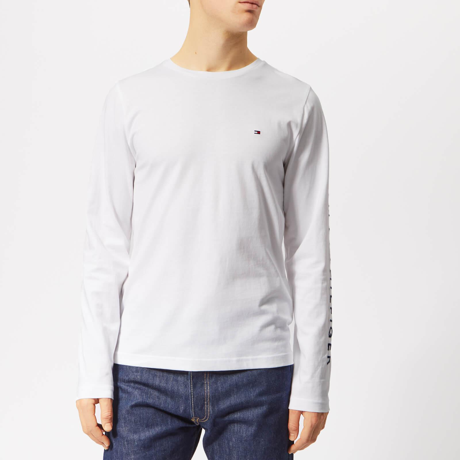 73097fd8 Tommy Jeans Long Sleeve Shirt - raveitsafe