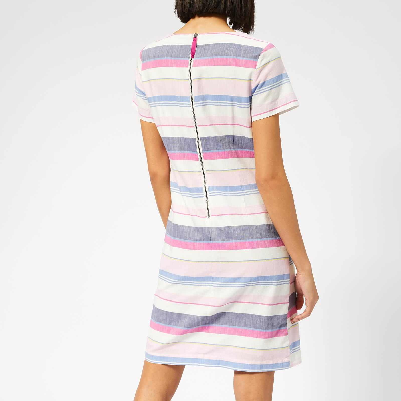 2042e0e56f ... Henrietta Linen Shift Dress - Lyst. View fullscreen