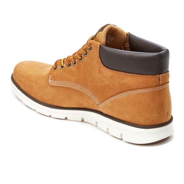 timberland bradstreet leather chukka boots in brown for men lyst. Black Bedroom Furniture Sets. Home Design Ideas