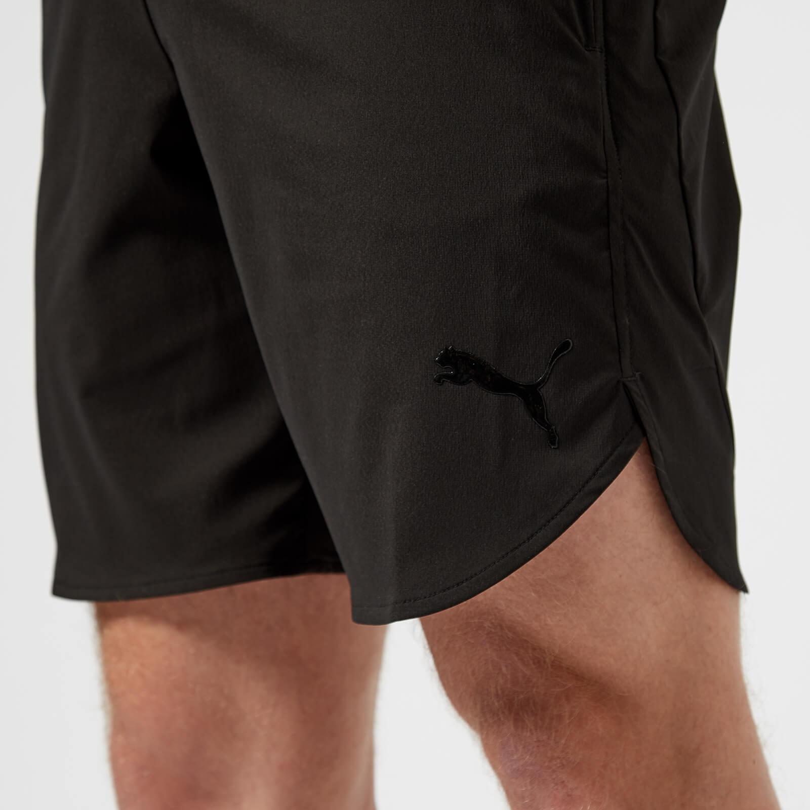 Men's Clothing Black Puma Evostripe Move Mens Training Shorts Clothing, Shoes & Accessories