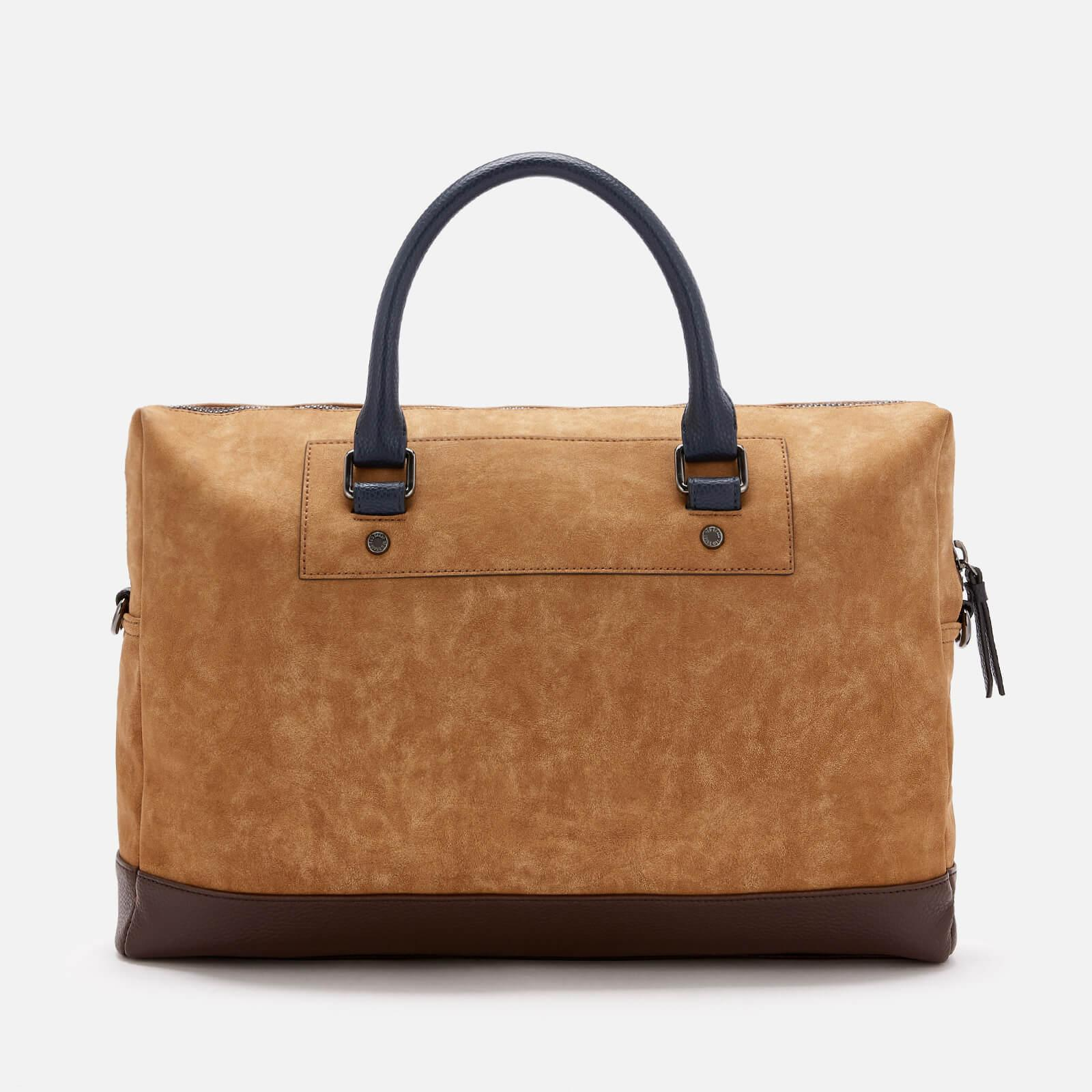 cda1ecf5df Ted Baker - Multicolor Pitza Nubuck Document Bag for Men - Lyst. View  fullscreen
