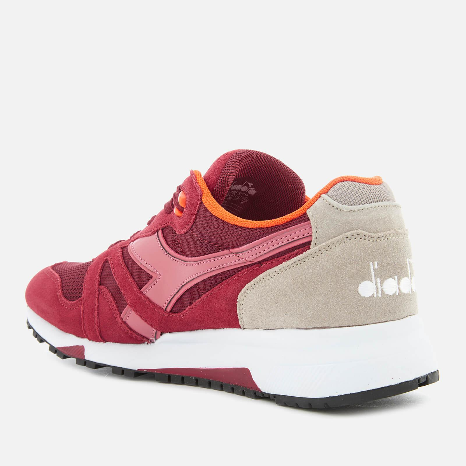 Lyst - Diadora N9000 111 Trainers in Red for Men a3684098bc