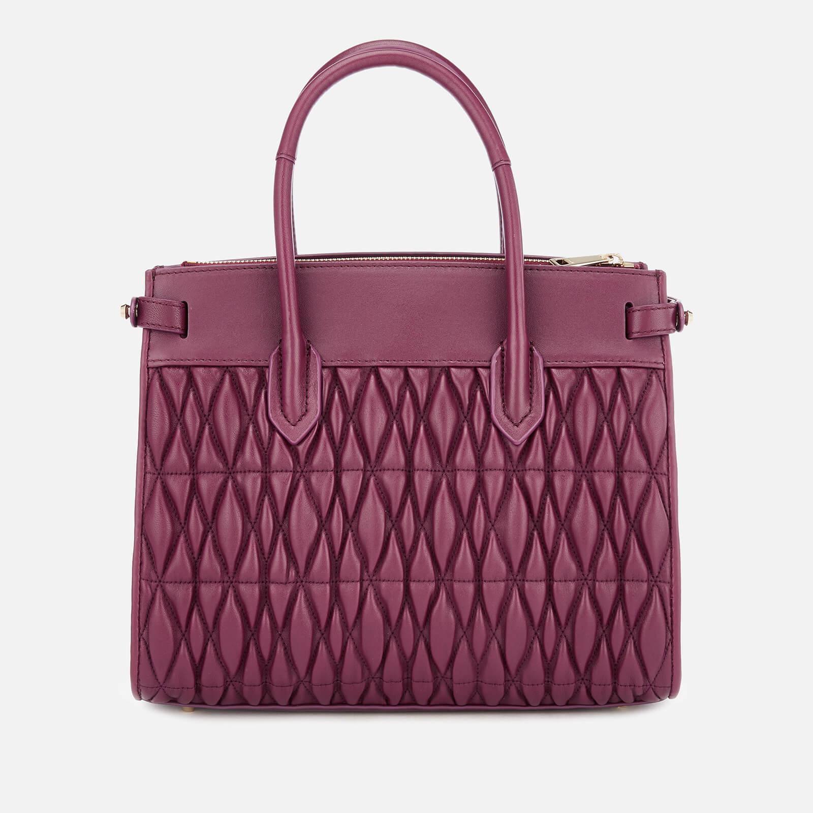 Lyst - Furla Pin Cometa Small Tote Bag in Purple 39250b18623