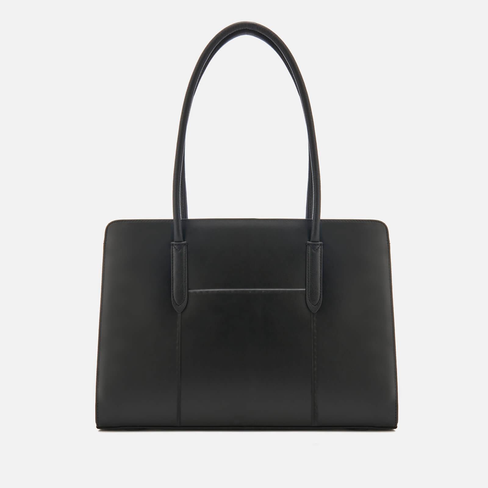 8d2a49e4a3e1 Radley Liverpool Street Stud Large Workbag Tote Bag in Black - Lyst