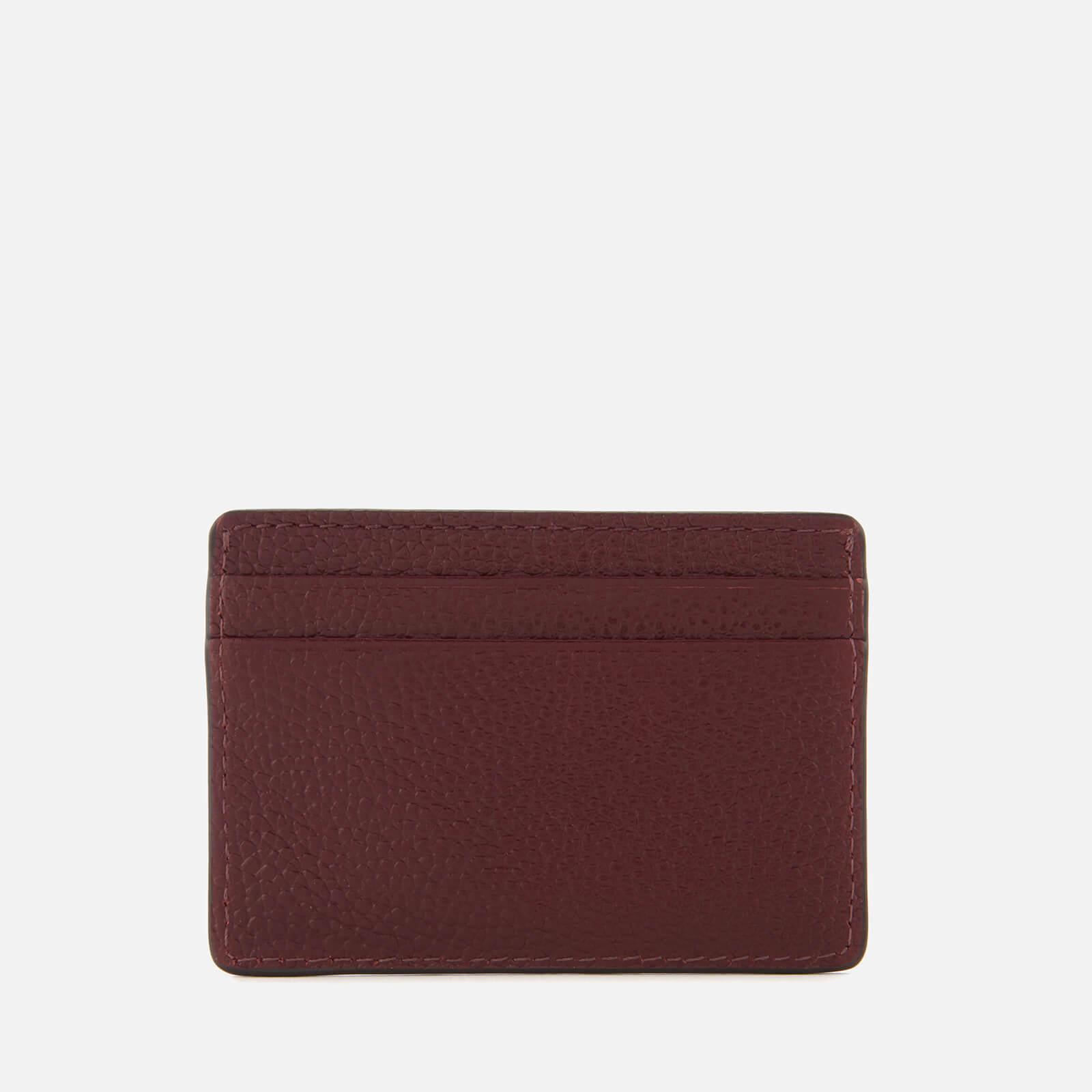 68e273e0e72b Michael Michael Kors Money Pieces Card Holder in Purple - Lyst