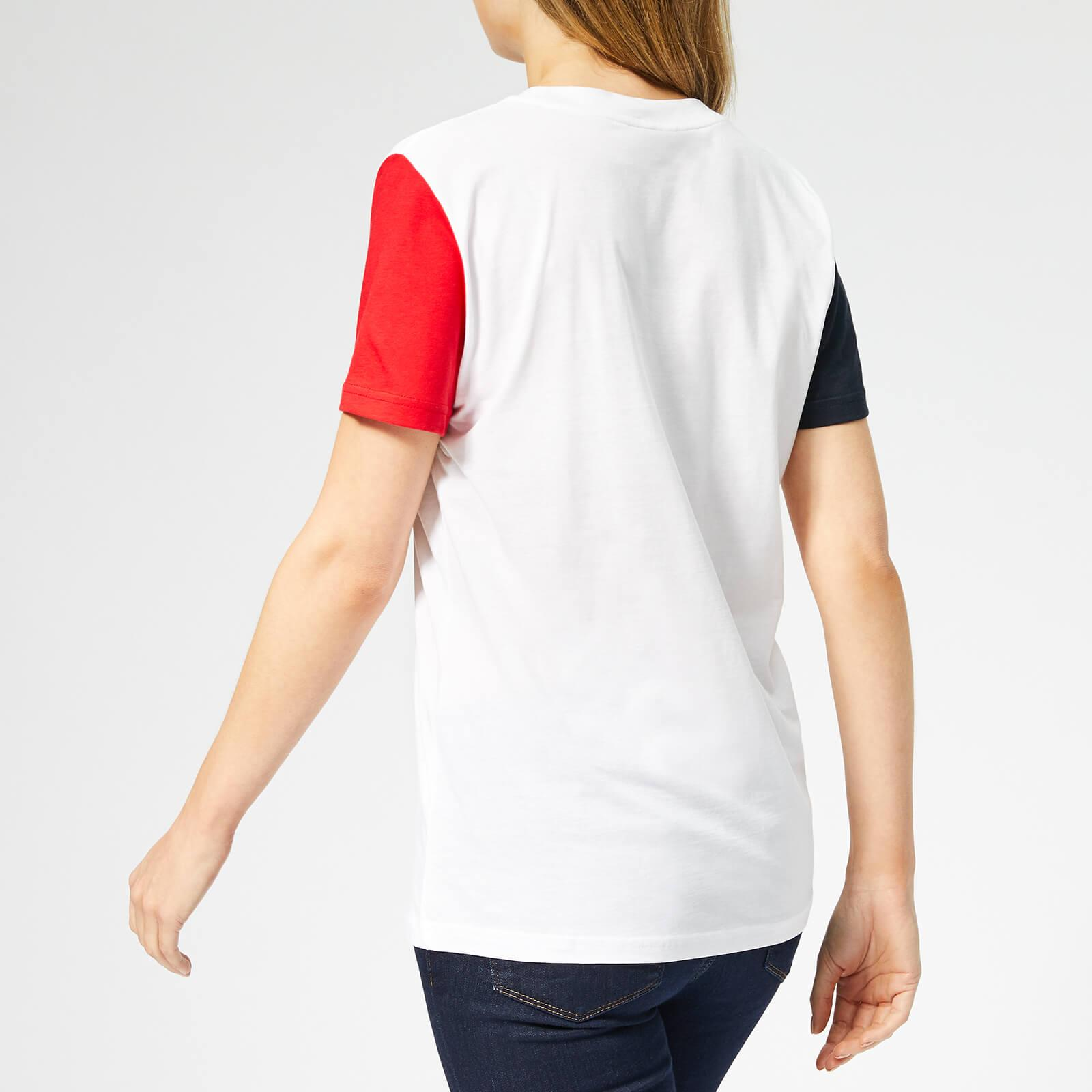 589fb70b Tommy Hilfiger - White Talita Oversized T-shirt - Lyst. View fullscreen
