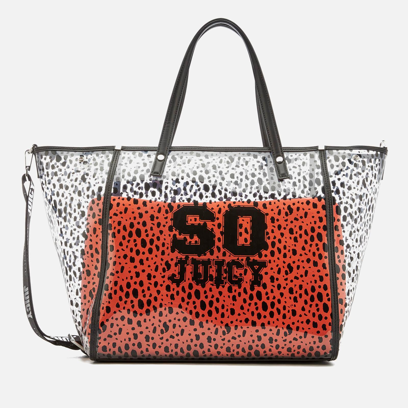 Juicy Couture Women S Red Arlington Soft Tote Bag