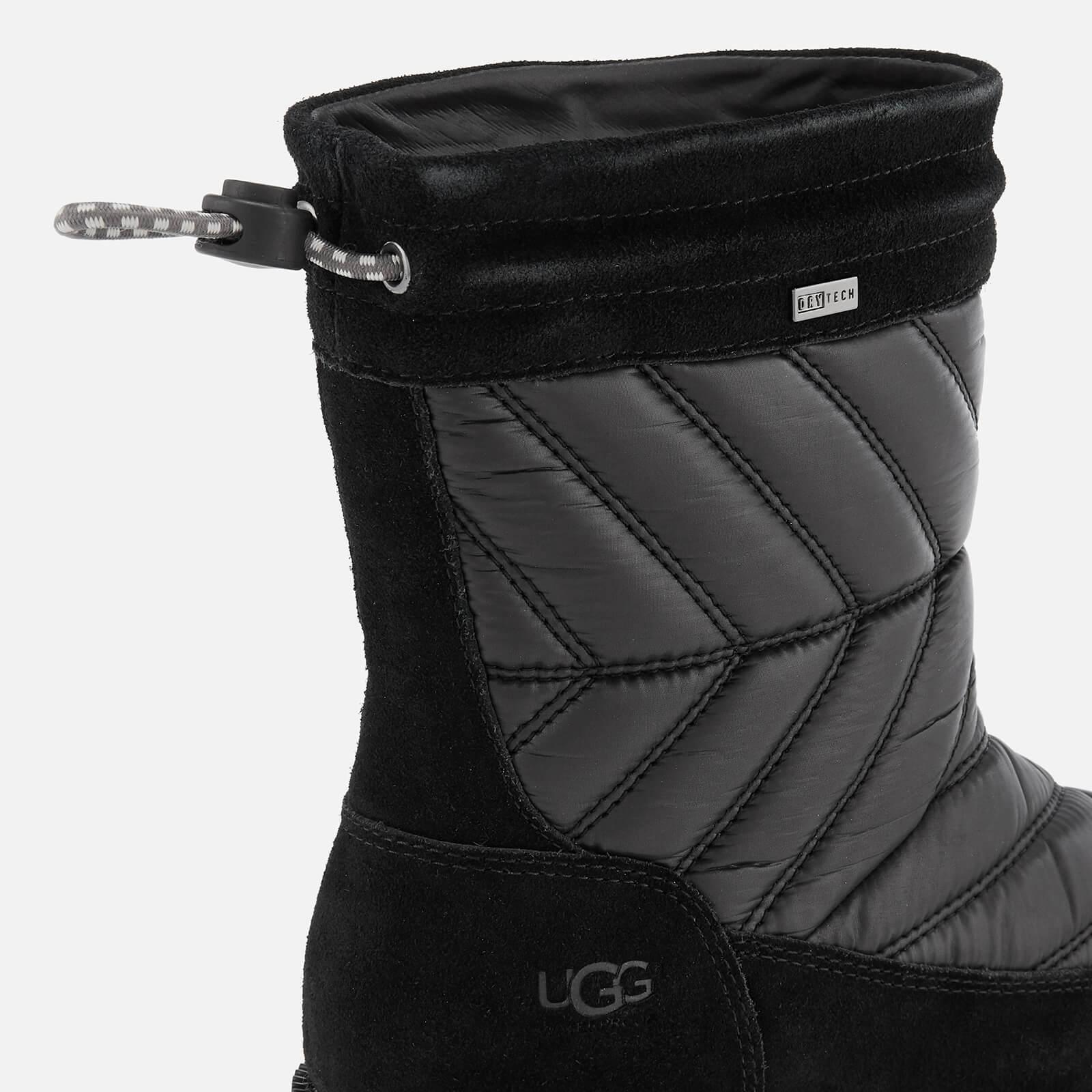 0a3f77f260a Women's Black Beck Waterproof Quilted Boots