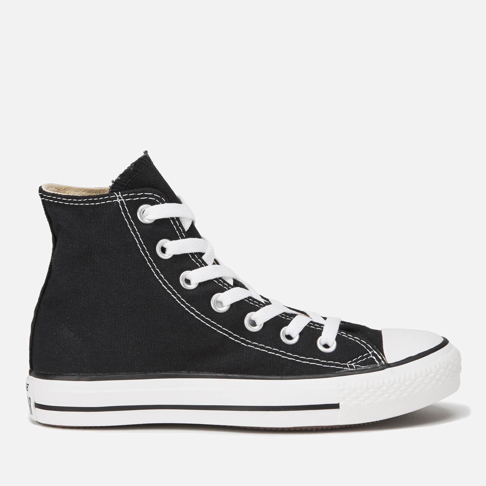 9e46128b4f2864 Converse All Star Canvas Hi-top Trainers for Men - Lyst
