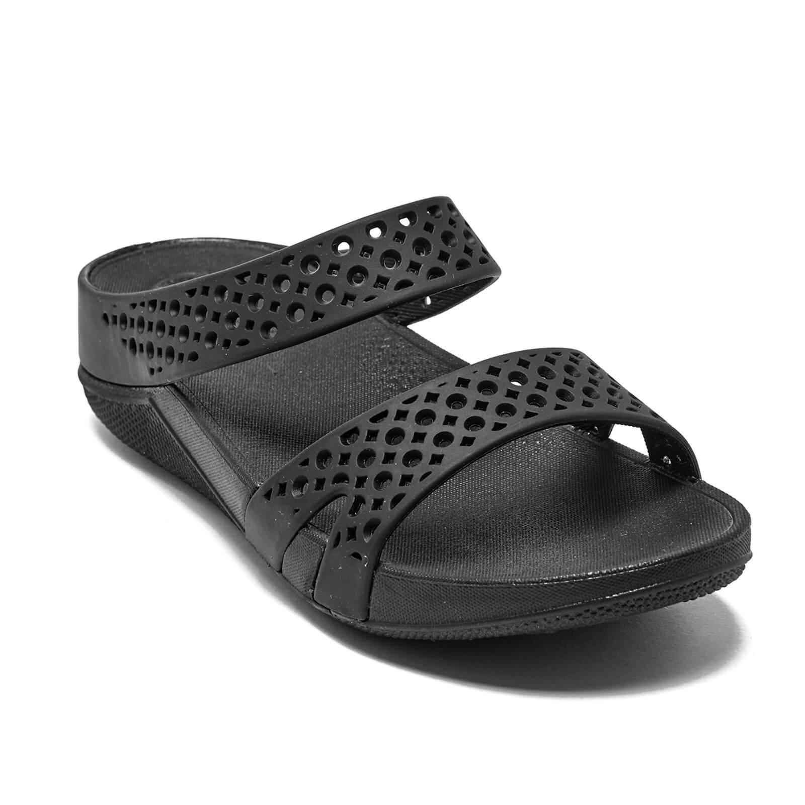 1965948c677d Lyst - Fitflop Welljelly Z-slide Sandals in Black