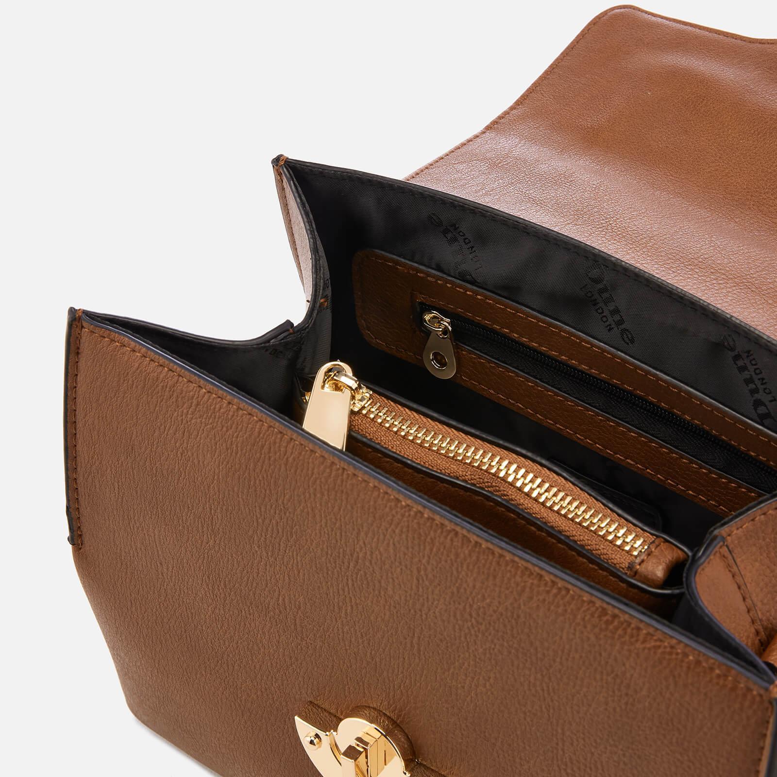 108c0d7bdb3c Dune - Brown Dinidoting Medium Circle Hardware Tote Bag - Lyst. View  fullscreen