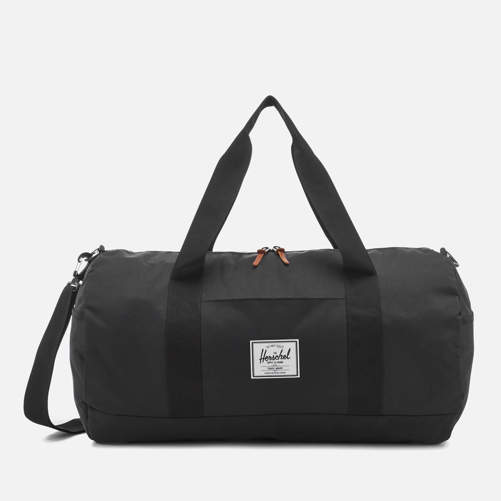 a1b82ad11855 Lyst - Herschel Supply Co. Sutton Duffle Bag in Black for Men