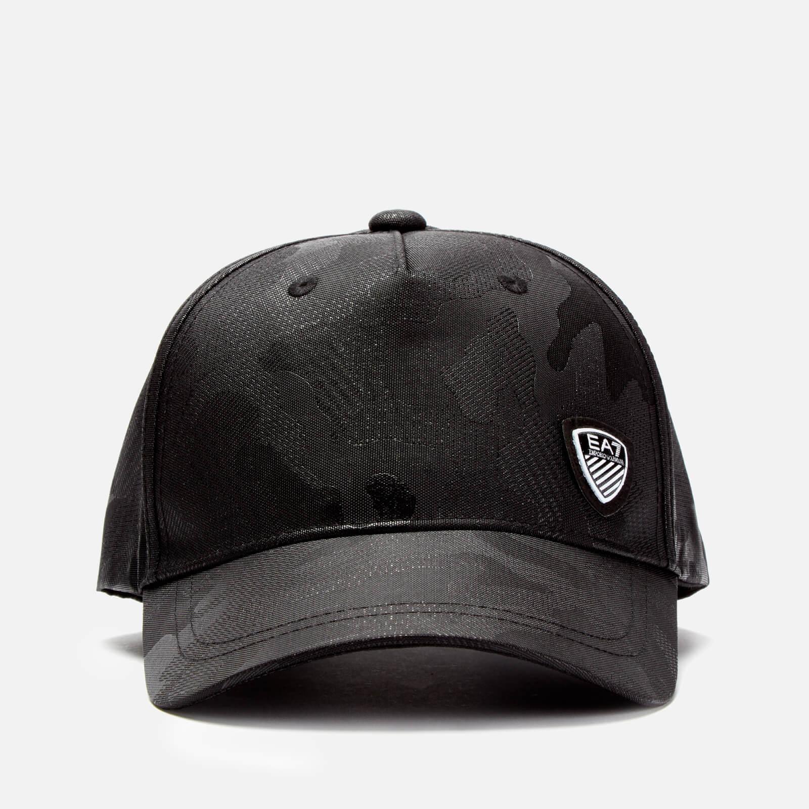 941b78804 Lyst - EA7 Train Soccer Cap in Black for Men