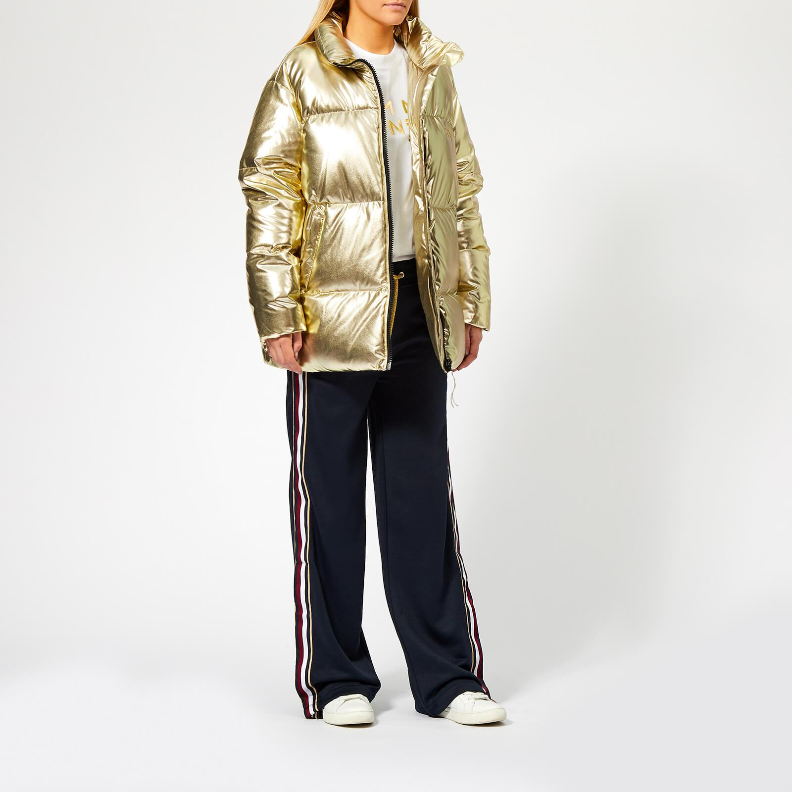 e993125a097 Tommy Hilfiger Icons High Gloss Jacket in Metallic - Lyst