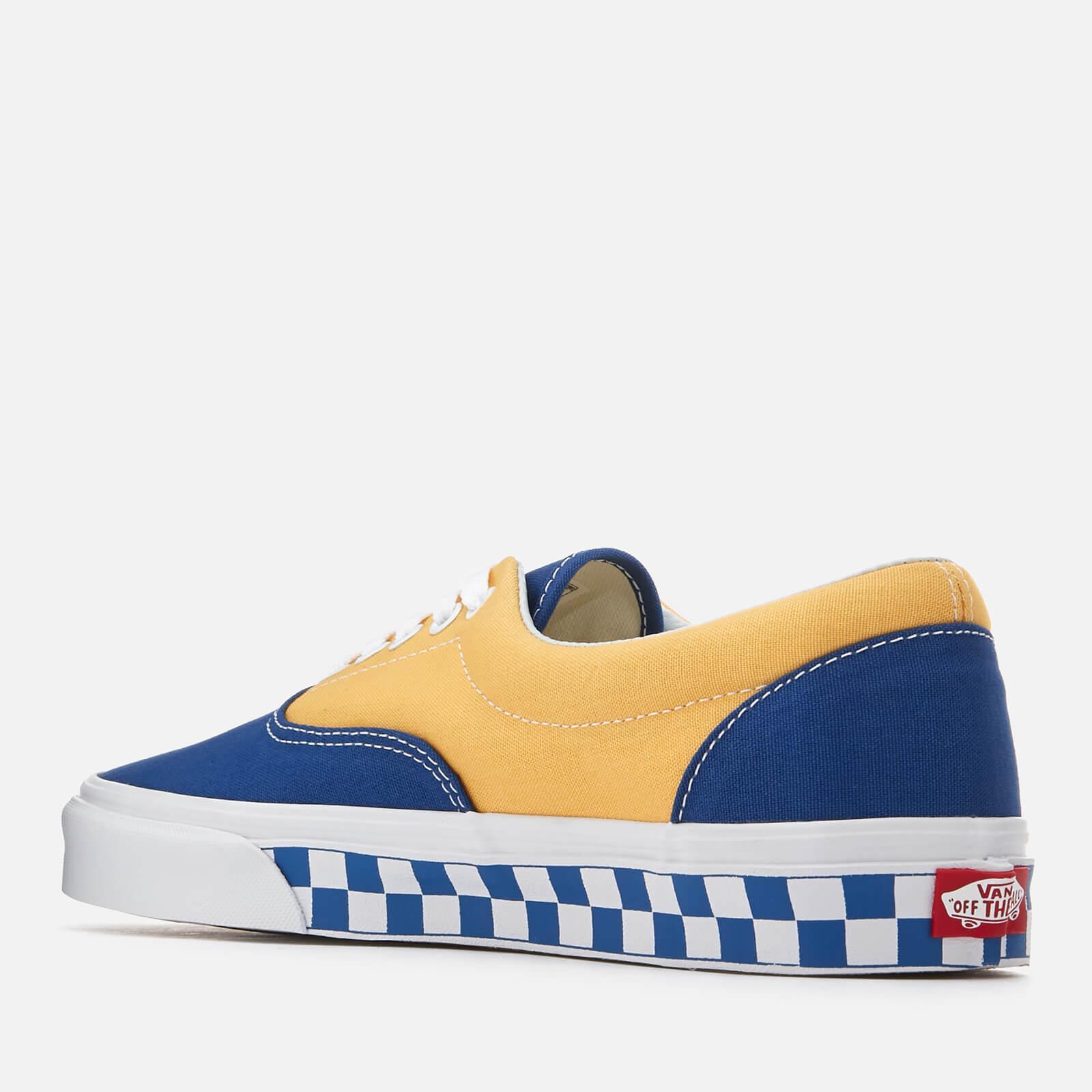 4224987440 Lyst - Vans Era Bmx Checkerboard Trainers in Blue for Men