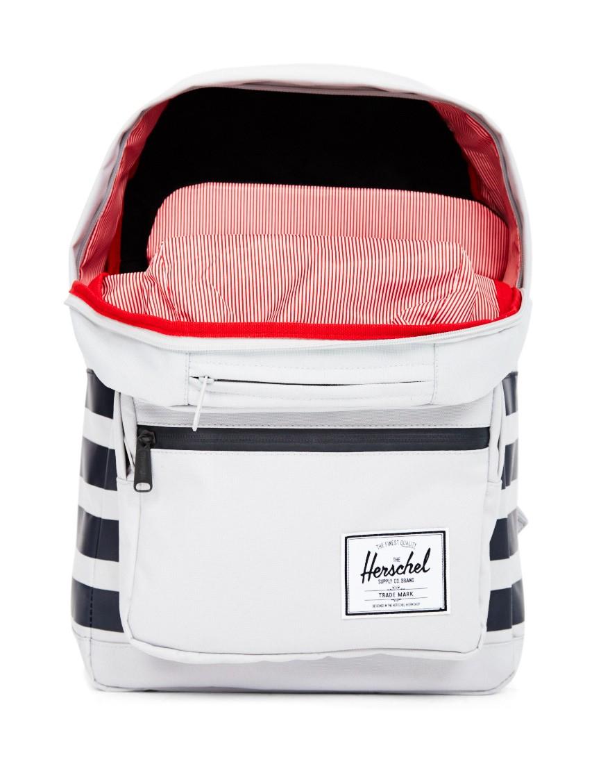 Herschel supply co. Pop Quiz Backpack Grey in Gray for Men ...