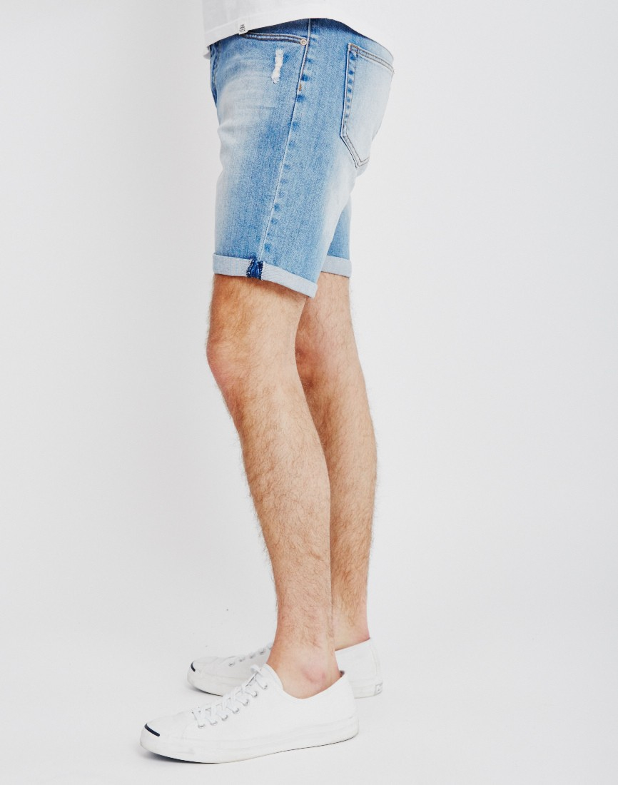 how to get cheap denim shorts for men