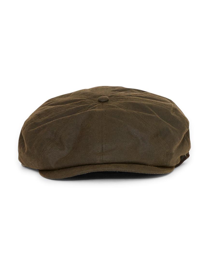 Barbour Guillemot Bakerboy Hat Green in Green for Men - Lyst c5ef41ab63d