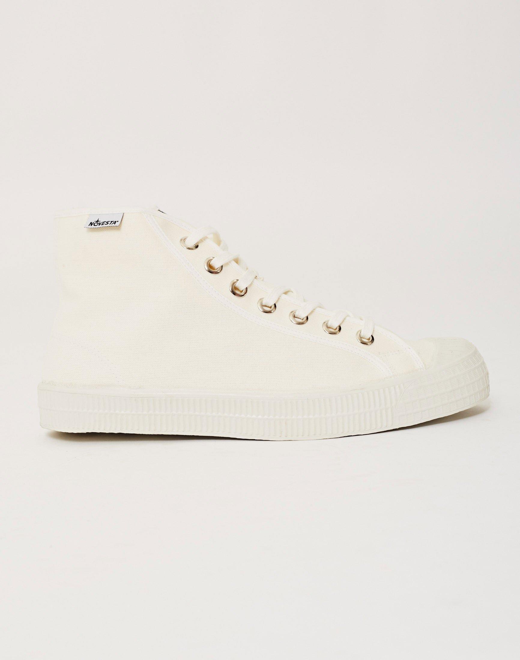 38cfd916ddf1 Novesta Star Dribble Hiplimsoll Off White in White for Men - Save 20% - Lyst