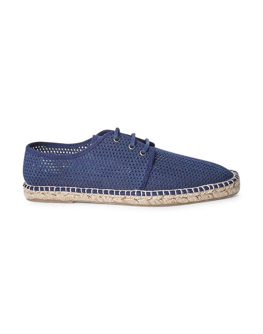 9834e161c Hudson Jeans Benson Mesh Espadrilles Navy in Blue for Men - Lyst
