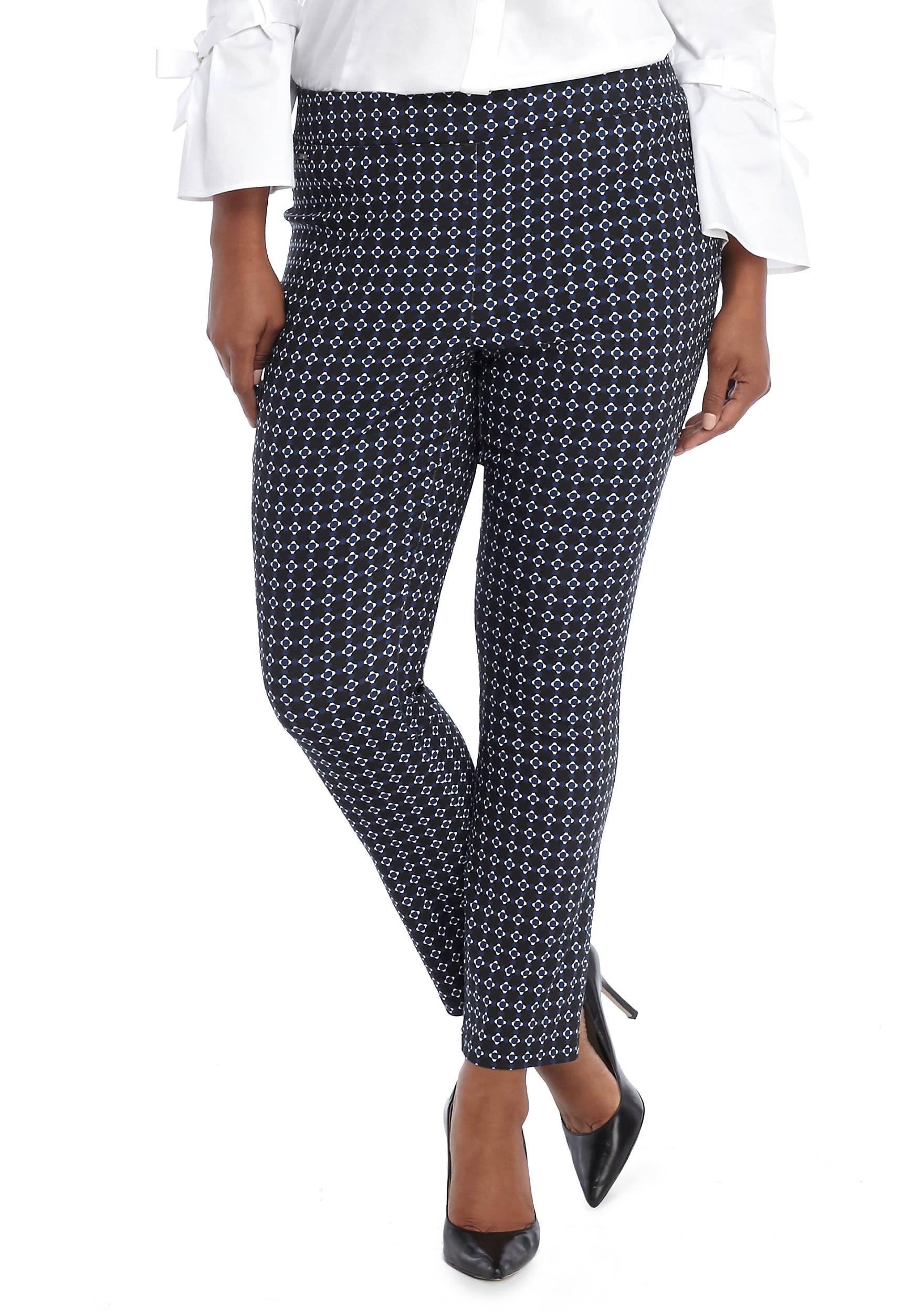 e850559c448 Lyst - The Limited Plus Size Signature Pull-on Skinny Pant In Exact ...