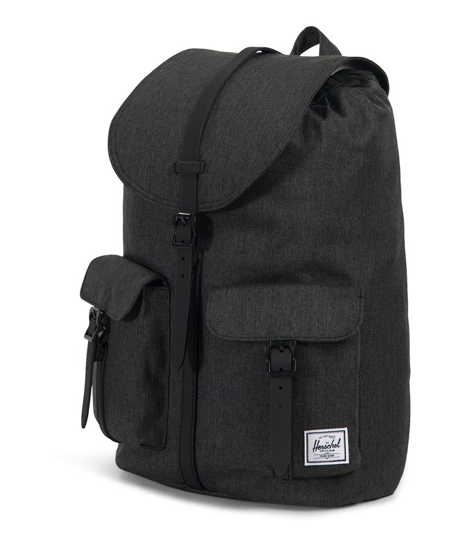 Herschel Supply Co. - Black Dawson - Lyst. View fullscreen 1005a40be533b