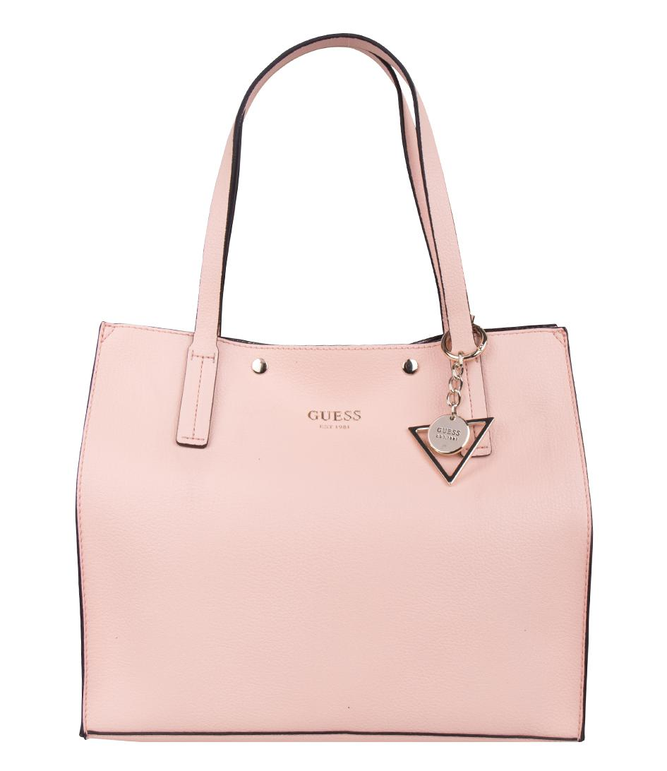 389621b4ea0 ... Silver Guess The Little Green Bag  reputable site 727c1 58688 GUESS  Shoulder Bag Kinley Carryall Rose Gold  lowest price 3dba9 118a3 Guess  Kinley ...