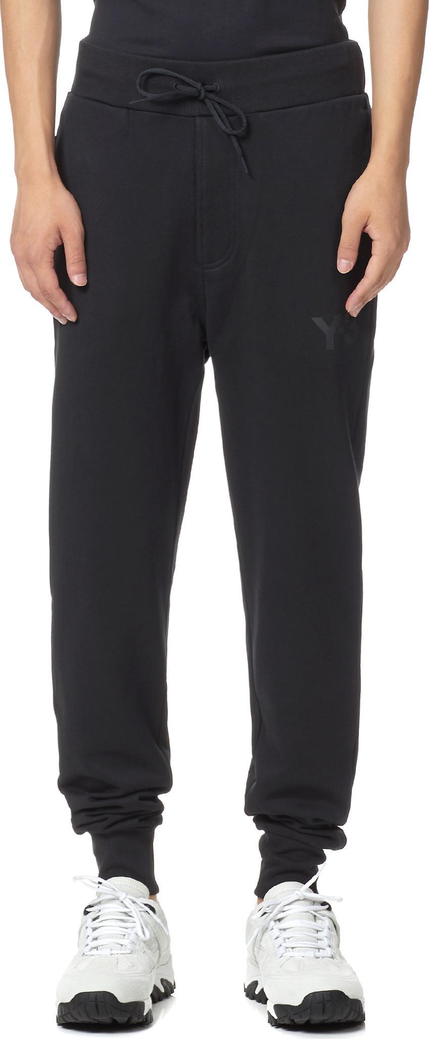 4c87d4c74e64c Lyst - Y-3 Classic Cuff Pants in Black for Men