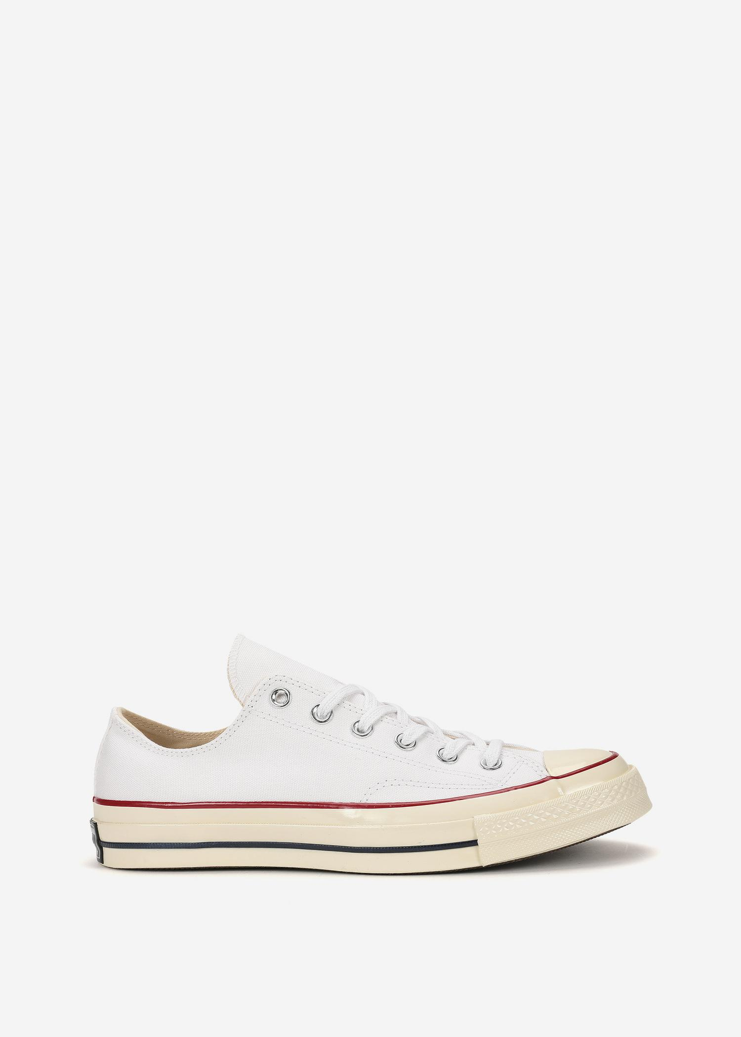 Lyst - Converse Chuck Taylor All Star  70 Ox in White - Save 10.0% 1cbad8b41