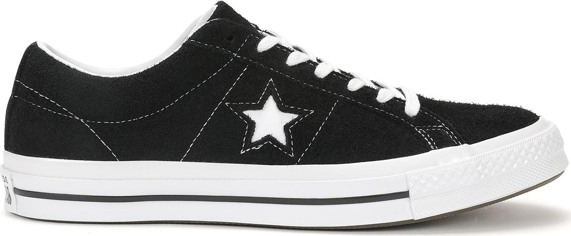 b69db5c3c60afe Lyst - Converse One Star Ox in Black for Men