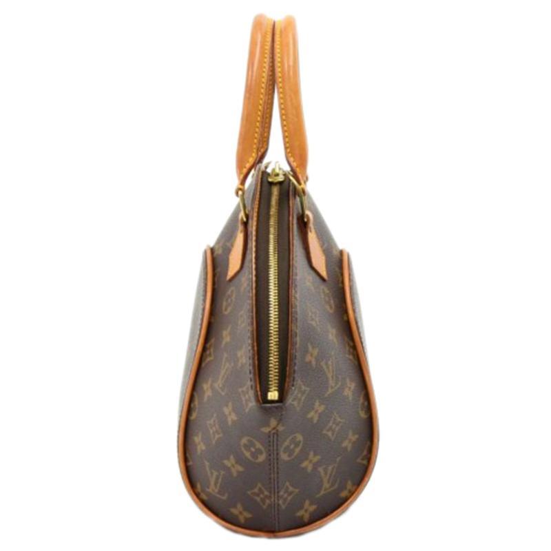 abaa2f9ec6ce Louis Vuitton - Brown Monogram Canvas Ellipse Pm Bag - Lyst. View fullscreen