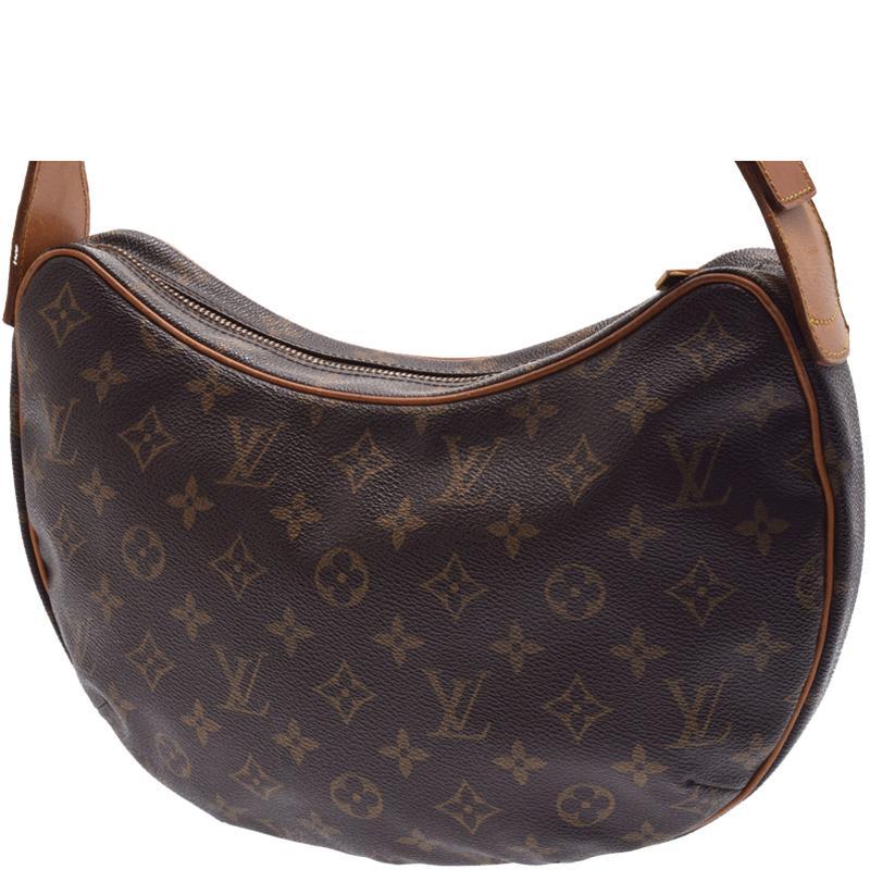 999a5e031984 Louis Vuitton - Brown Monogram Canvas Croissant Mm Bag - Lyst. View  fullscreen