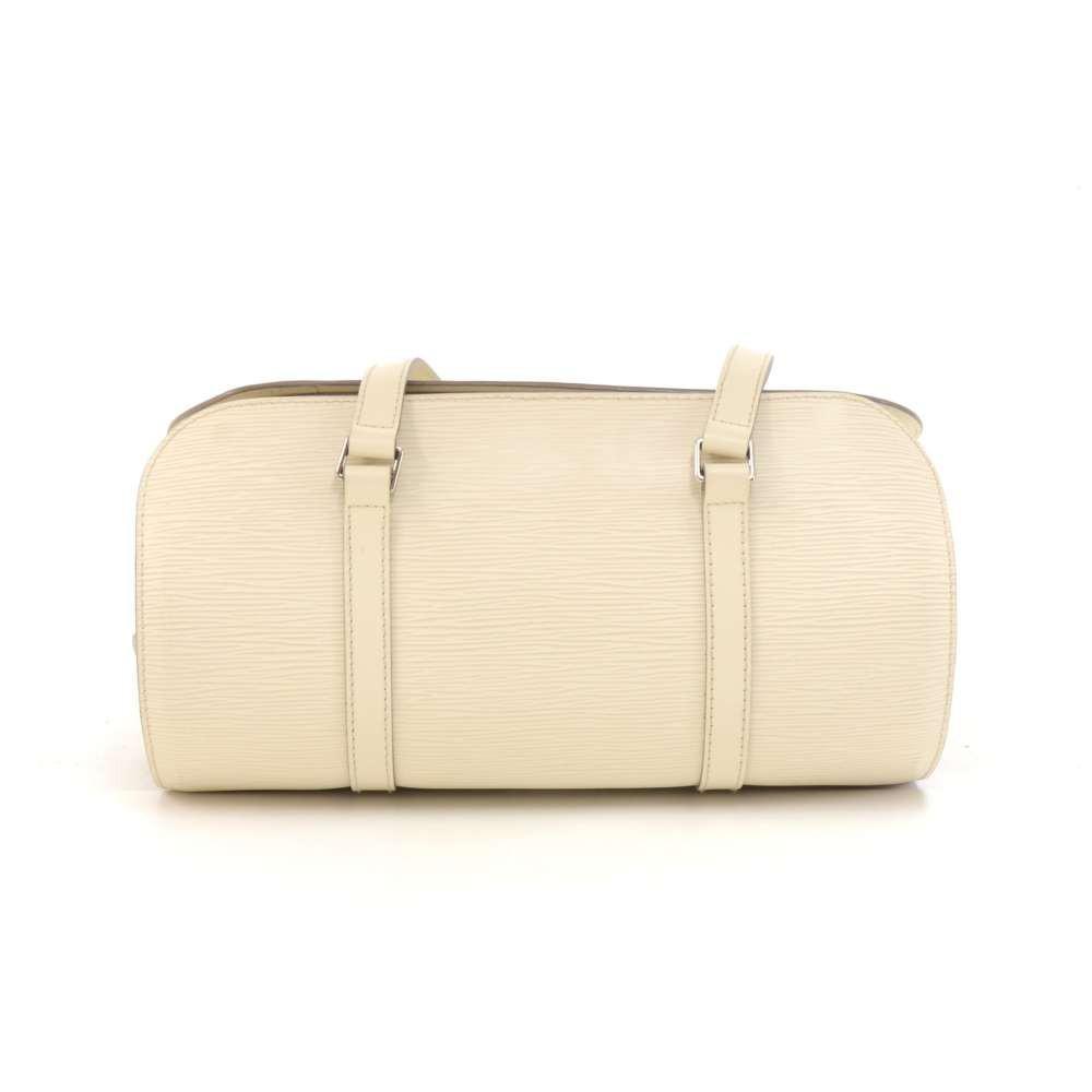 00f1cebd9b9 Louis Vuitton - Natural Perle Epi Leather Soufflot Bag - Lyst. View  fullscreen