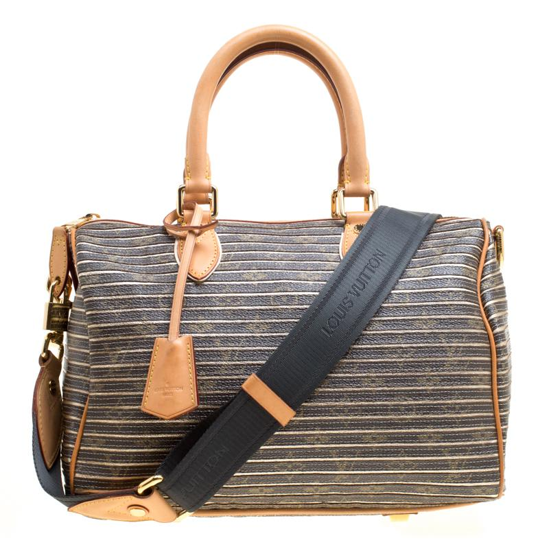 840001b8b746 Lyst - Louis Vuitton Argent Monogram Canvas And Leather Limited ...