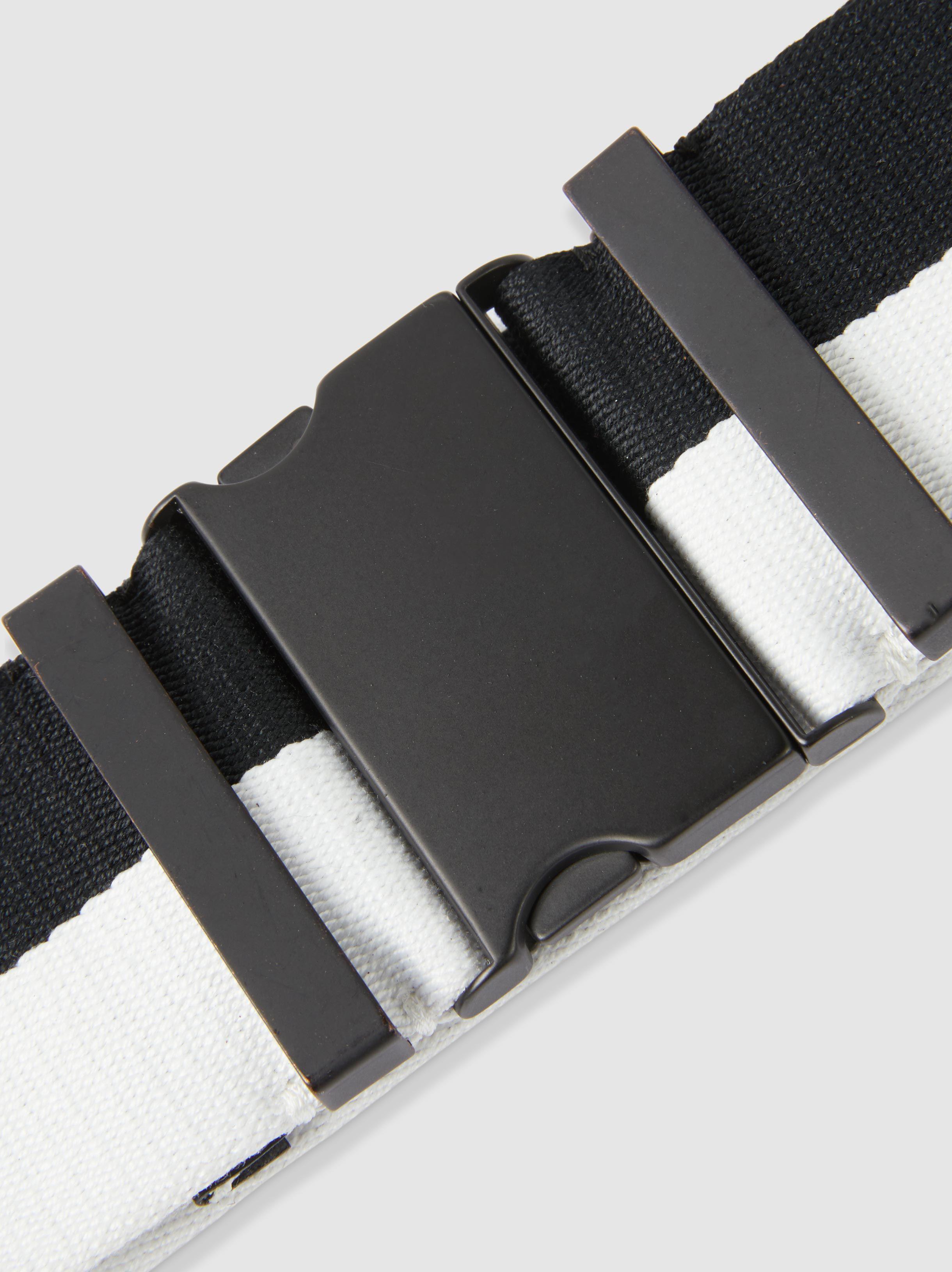 Military Cotton Tape Belt Haider Ackermann 9zofe