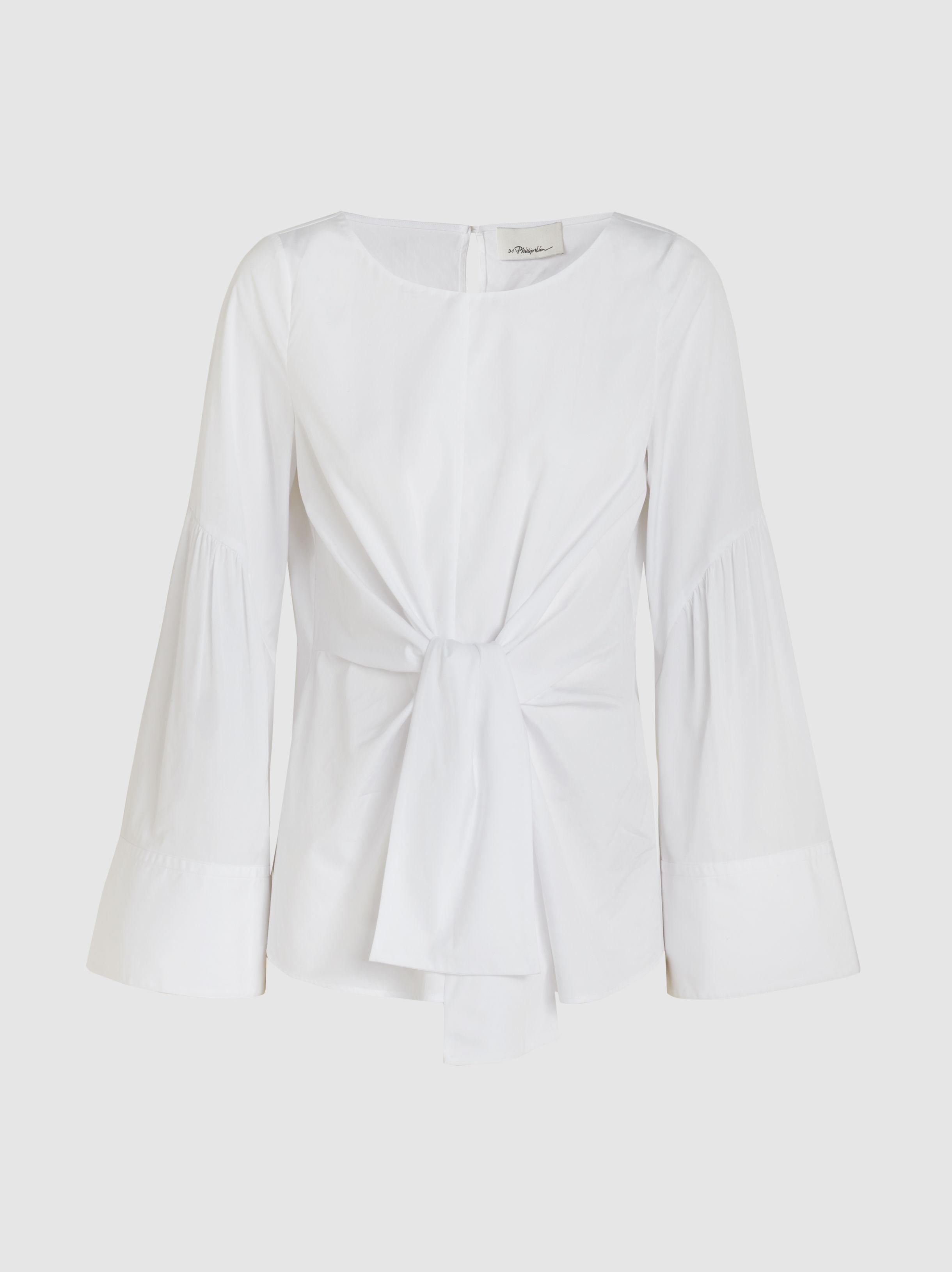 3.1 Phillip Lim Woman Embroidered Cotton-poplin Mini Dress Lilac Size 2 3.1 Phillip Lim Sale Sneakernews IbNnXA
